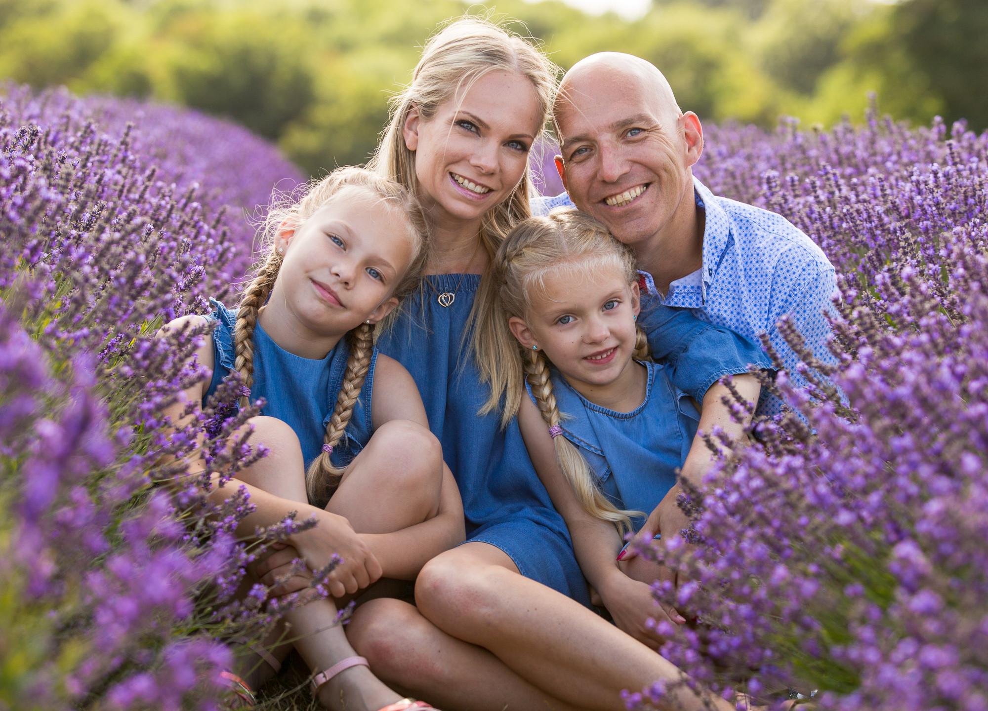 Lavender Photoshoot Clothing Ideas