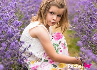 Mayfield Lavender Portrait Sessions Summer 2018