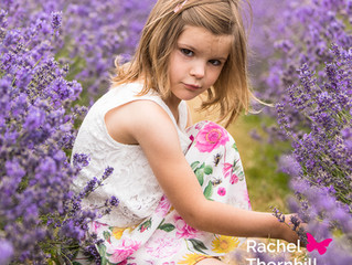 Mayfield Lavender Portrait Sessions Summer 2018