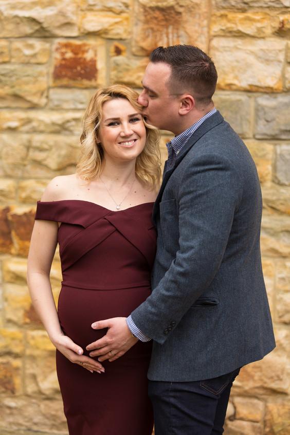 Maternity Portrait Ashdown Park