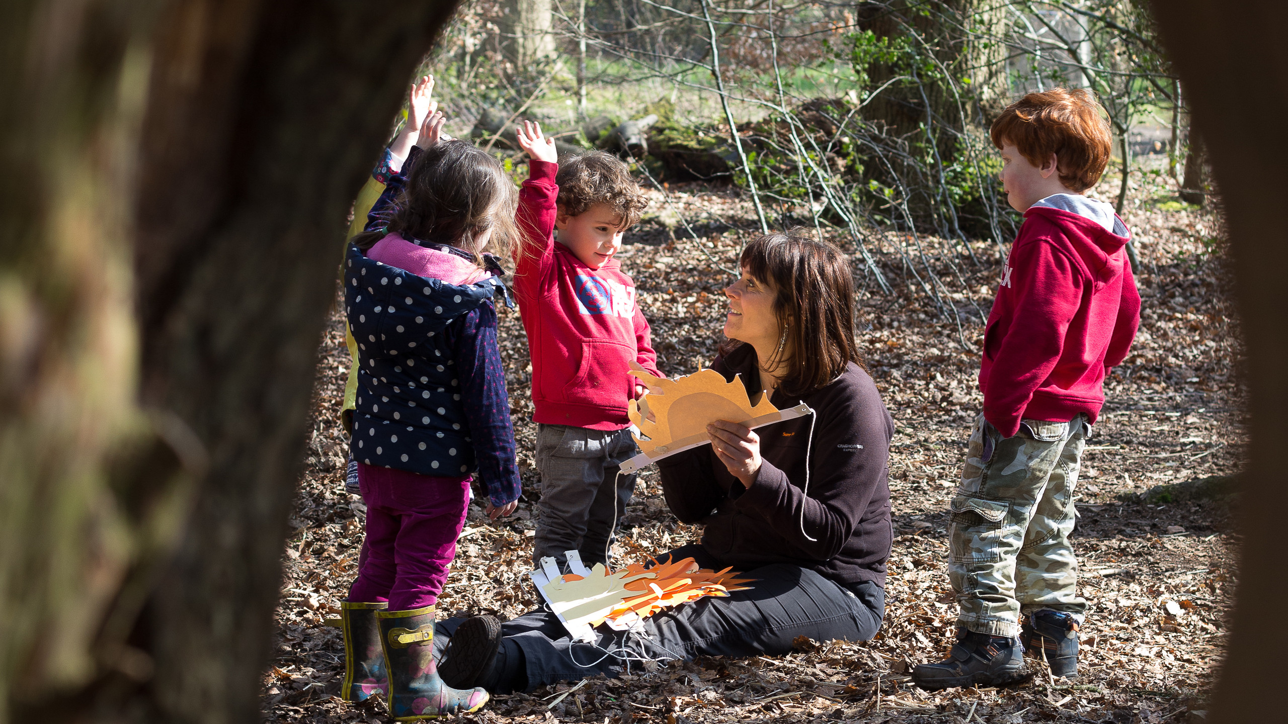Boxhill Bugs toddler group NT