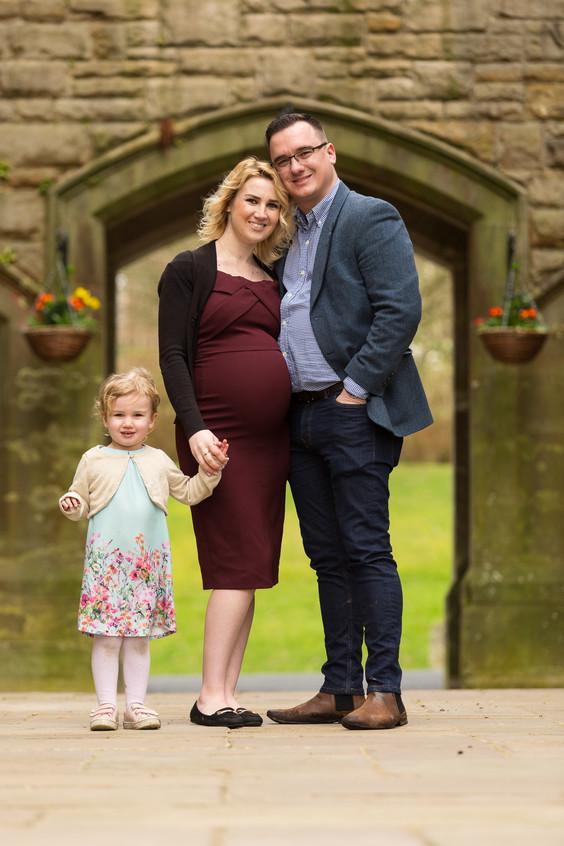 Ashdown Park Family Portrait