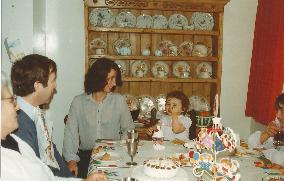 My 2nd Birthday Party with my glamorous Mummy