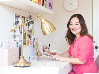 Beauty and Seoul - Behind the Scenes of a Personal Branding Session