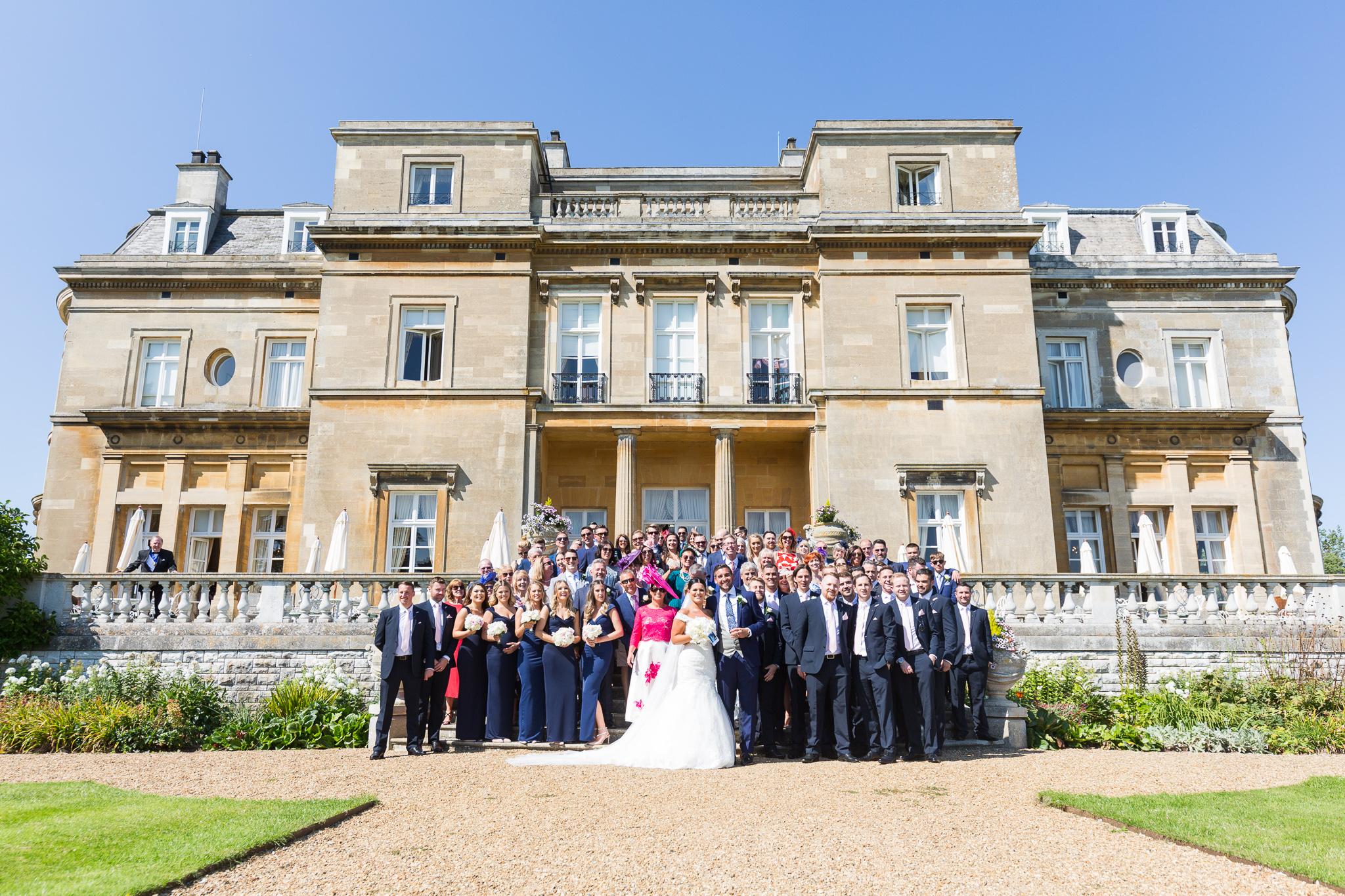 Wedding_Group_Luton_Hoo_natural_wedding_photography_Rachel_Thornhill_Photographer