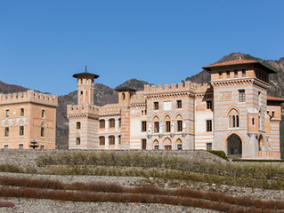 The Inaugural 2 Fellows at Castle Ceconi