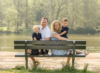 Family Portraits at Priory Park
