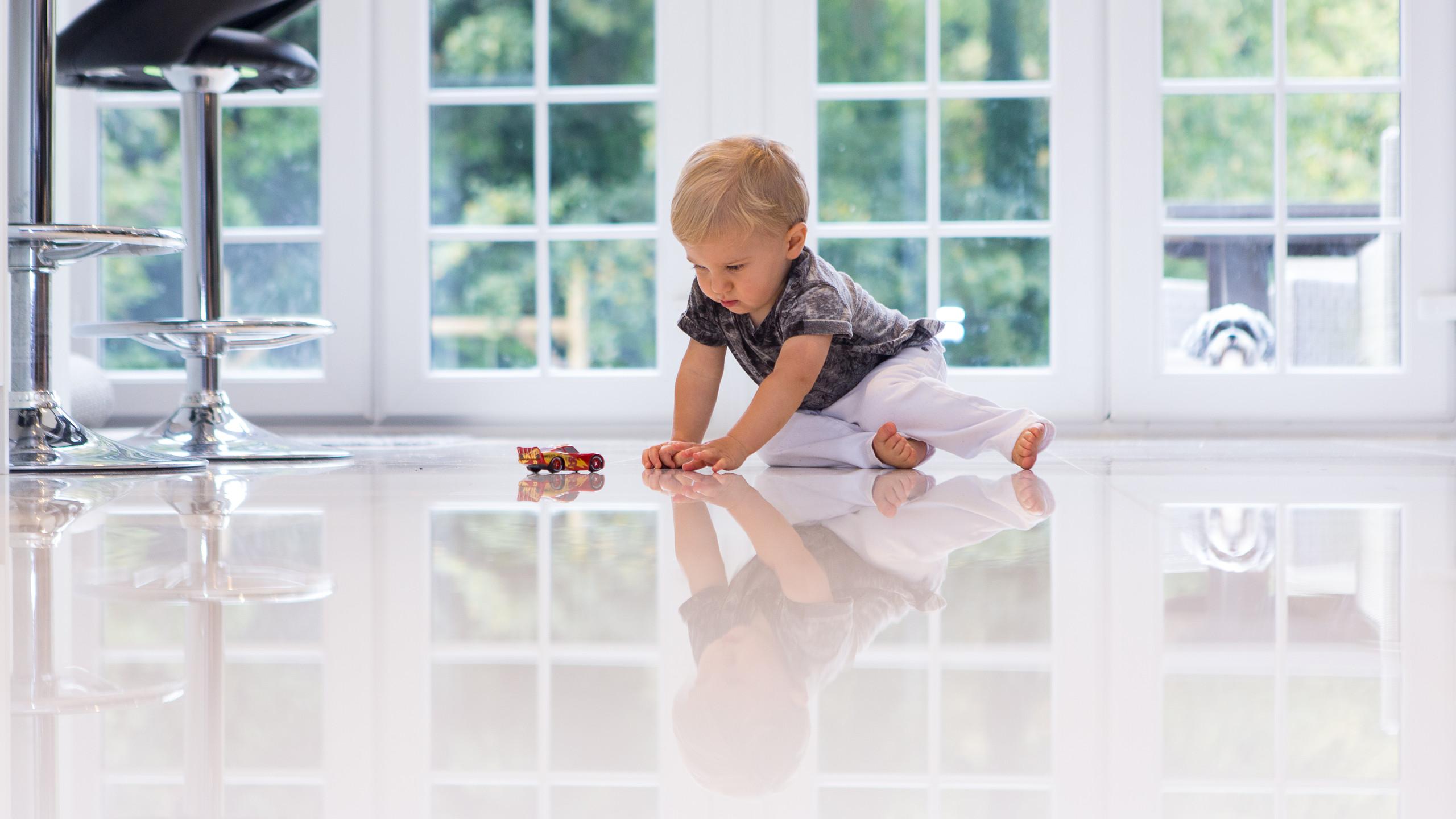 Toddler Lifestyle Photoshoot Kitchen