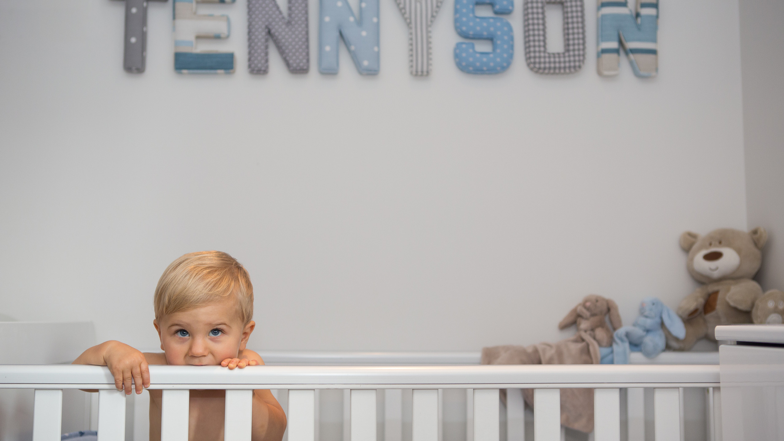 Toddler Lifestyle Photoshoot Bedroom