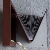 Luxury Album Go Book with Display Box