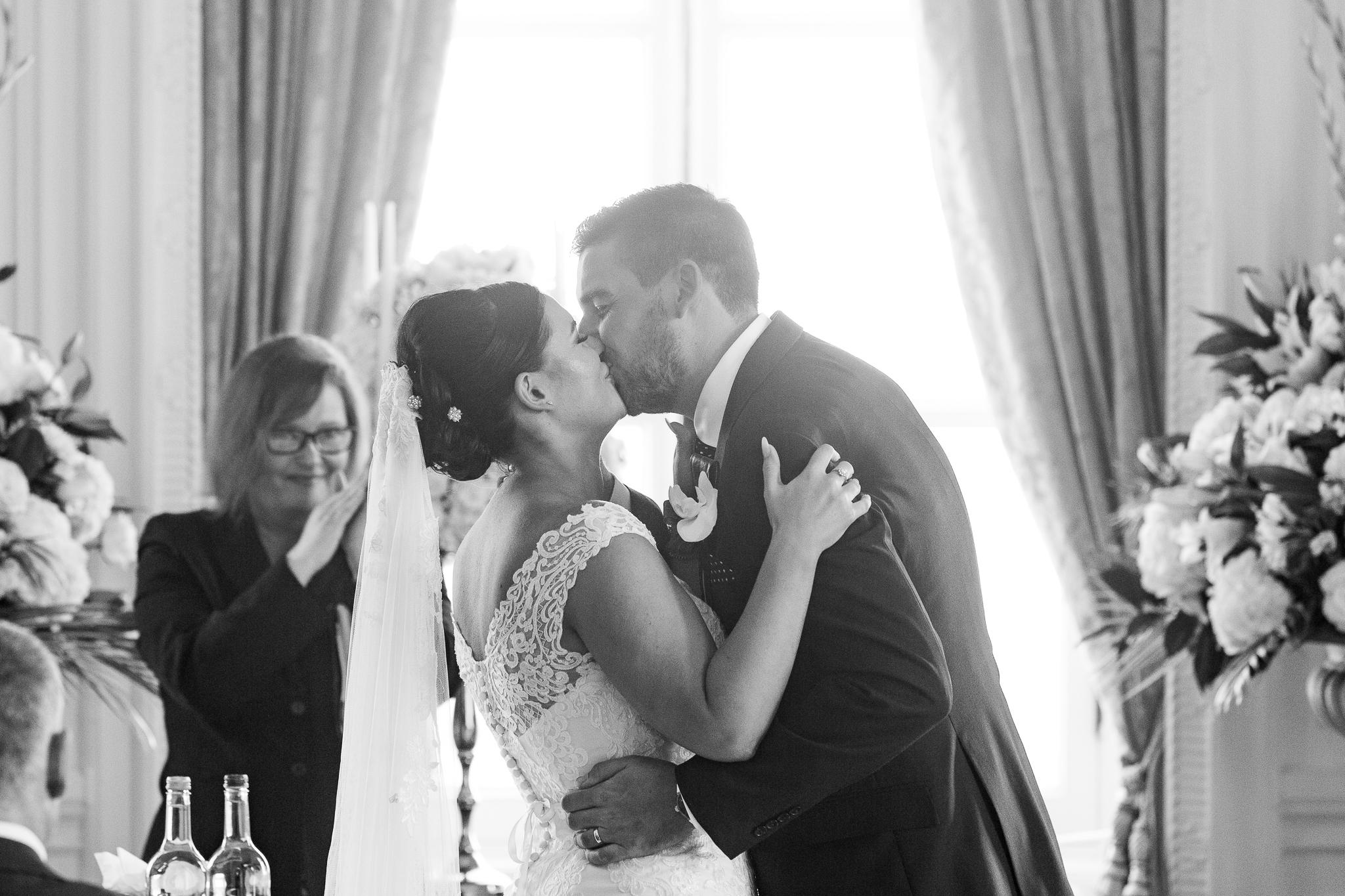 Wedding_Kiss_the_bride_Surrey_photograph
