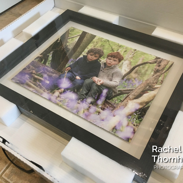 Heirloom quality frames