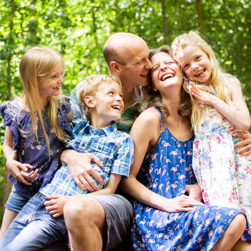 Family Portrait Box Hill