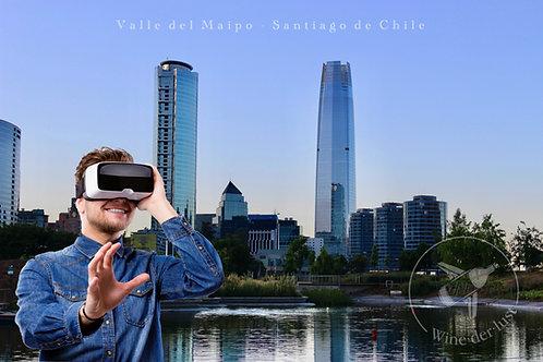 Valle del Maipo, corazón de Santiago