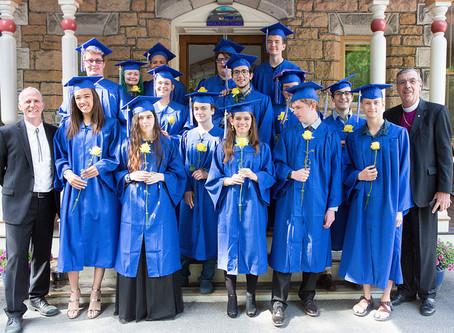Congratulations, Rock Point School Grads!