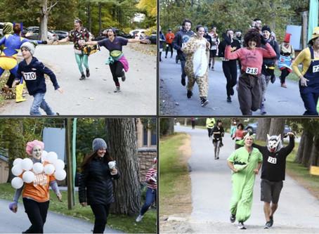 Ooky Spooky 5K Benefit Race Oct. 19