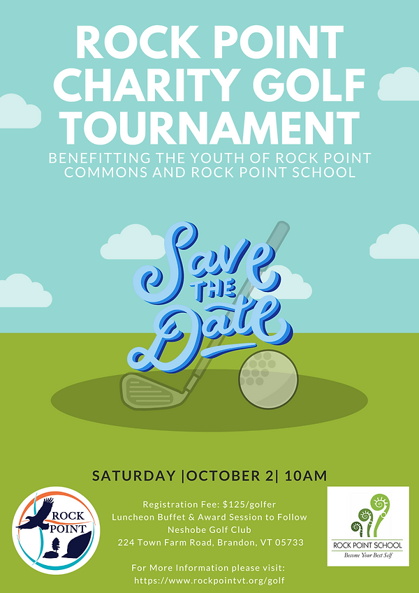 Golf Save The Date (Final Save the Date)