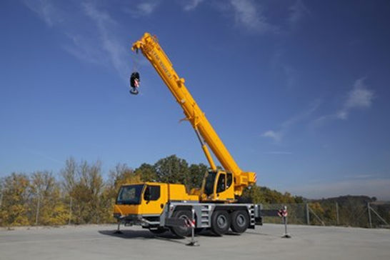 LTM 1050-3.1 Mobile crane