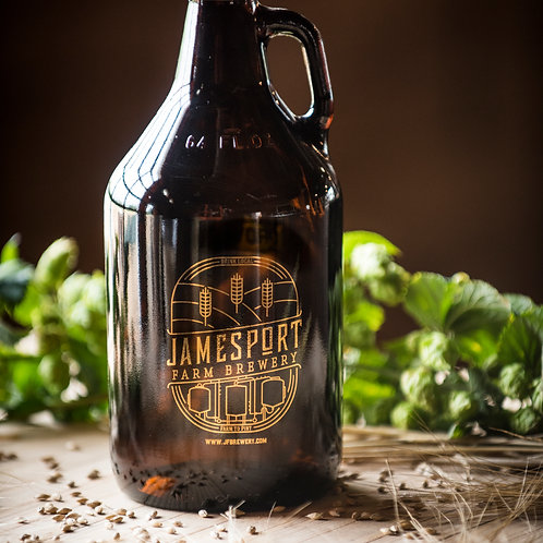 JFB Logo Growler