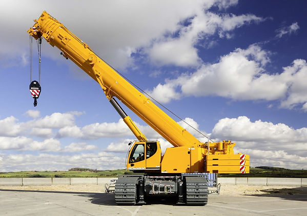 LTM 1130-5.1 Mobile crane