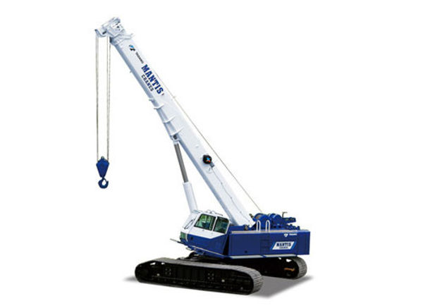 Tadano Mantis 15010 Tele-Boom Crawler Crane
