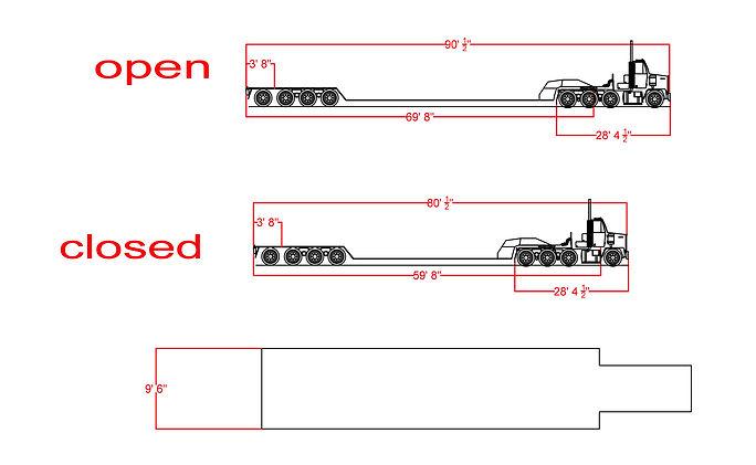 Temisko w/Triple Axle-T880