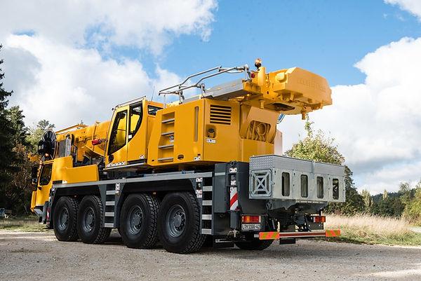 LTM 1100-4.2 Mobile crane