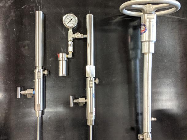 Atomizers & Corrosion Monitoring