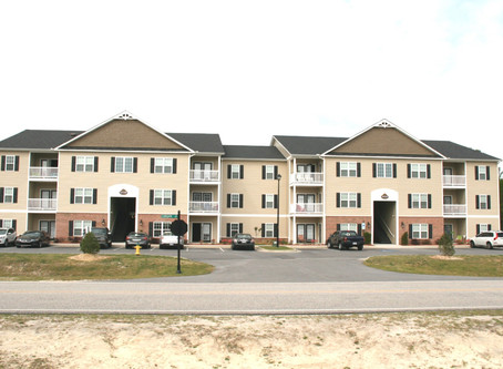 252 Units Apartment Building in Fayetteville NC