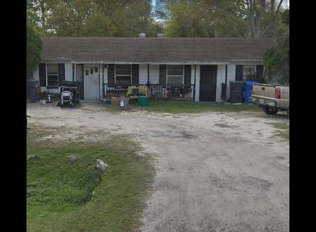 DuPlex 6117 Lewis Ave Gibsonton FL 33534