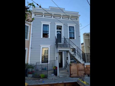 3 Units Multi Family In San Francisco CA 94110