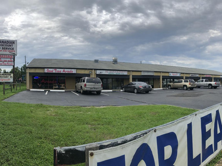 Value Add Retail Plaza for Sale Belleview FL