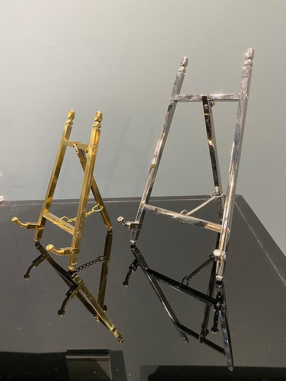 Brass/Pewter Table Easel