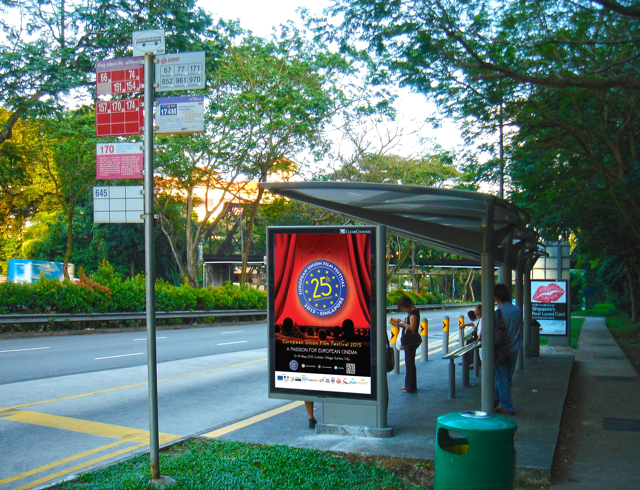 EUFF 25th Singapore