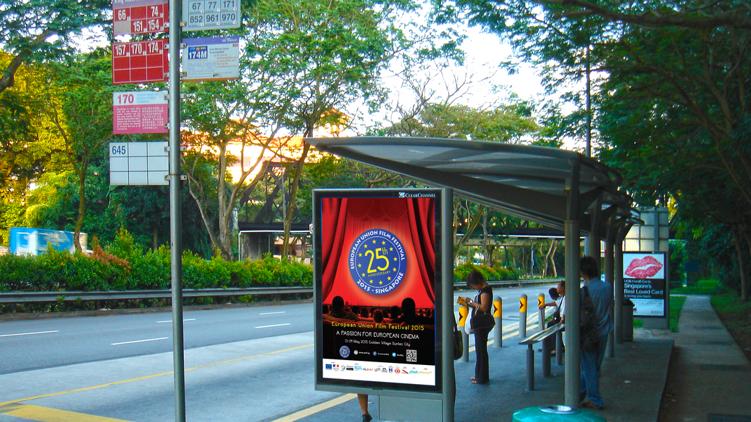 25th EUFF (European Union Film Festival) Singapore, 2015