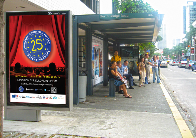 25th EUFF (European Union Film Festival) Singapore, 2015