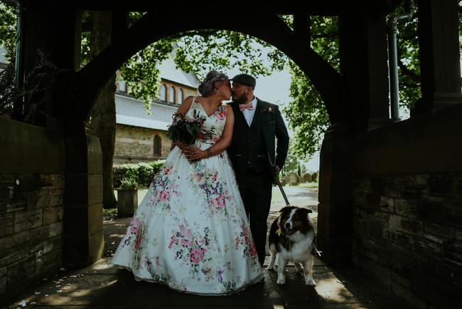 Our Bride Jacki