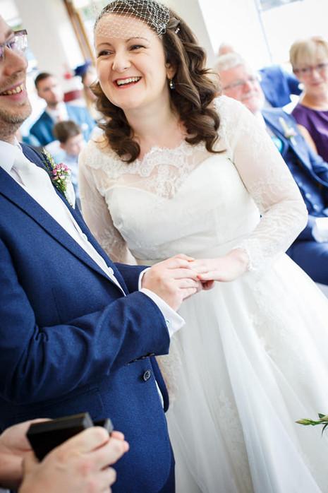 Our Bride Hannah