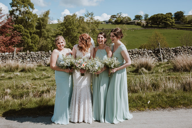 Grace's Bridesmaids