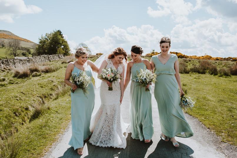 Grace's Bridesmaids