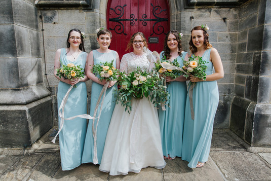 Charlotte's Bridesmaids
