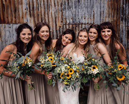 Anna's Bridesmaids
