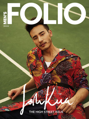 Men's Folio Cover Story
