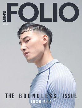 Men's Folio April 2020 Cover Story