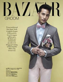 Harper's Bazaar Groom