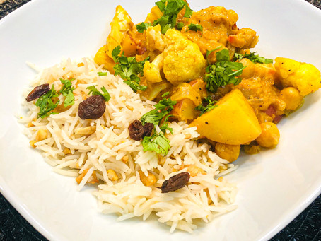 I LOVE cooking dinner for my wife! Here's Another Tasty & Healthy Vegan Meal For Two