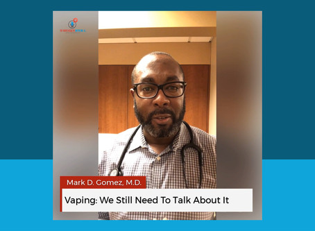 Vaping: We Still Need To Talk About It