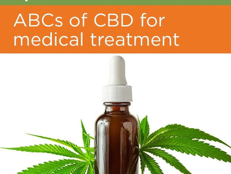The ABCs of CBD for medical treatment