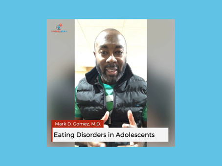 #TuesdayThoughts: Eating Disorders in Adolescents