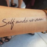 Self made wo.man